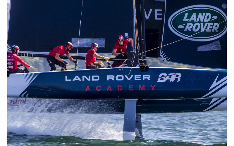 Win a VIP day out at the 2017 Extreme Sailing Series�