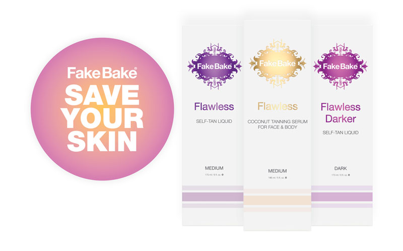 The Fake Bake Flawless Collection