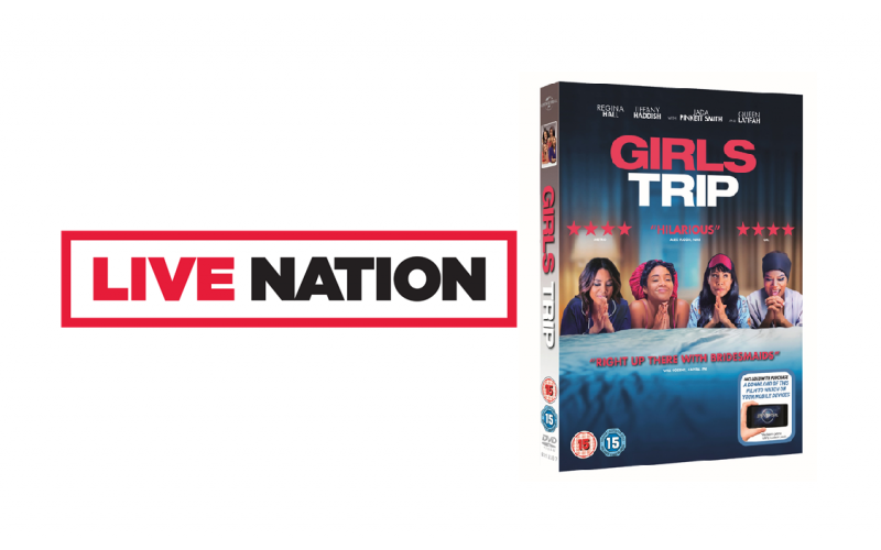 WIN 4 TICKETS TO SEE CHRIS ROCK IN CONCERT WITH GIRLS TRIP OUT ON DVD AND BLU-RAY�