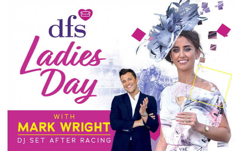 2 pairs of tickets to DFS Ladies Day at the St Leger Festival