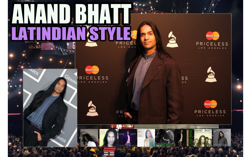 The Anand Bhatt Latindian Style VIP Collection