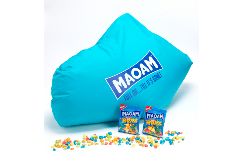 A UNIQUE PRIZE PACKAGE WITH NEW MAOAM CRAZY ROXX