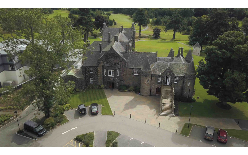 WIN A LUXURY WEEKEND AT MELDRUM HOUSE COUNTRY HOTEL & GOLF COURSE