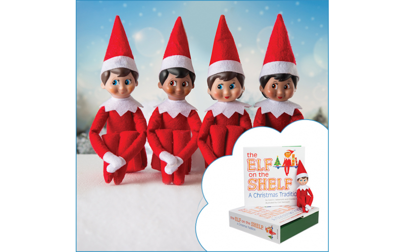 The Elf on the Shelf®: A Christmas Tradition