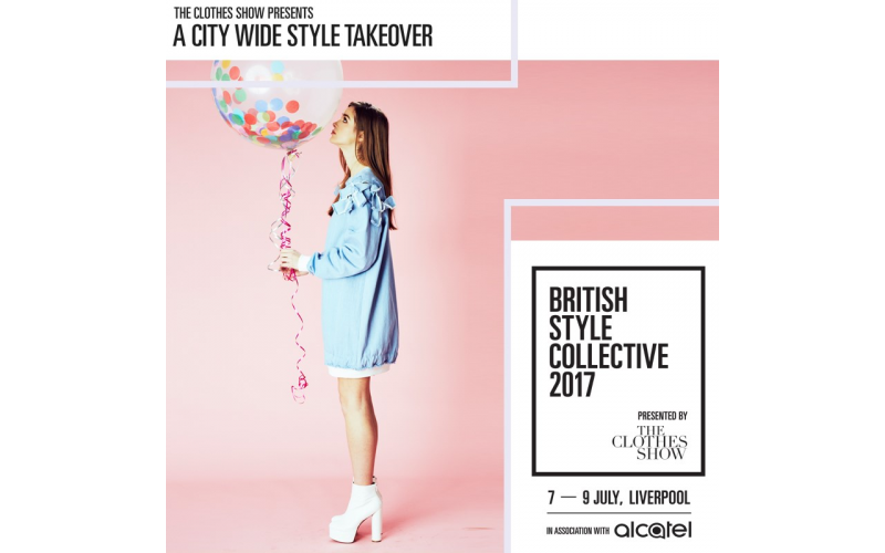 tickets to the  British Style Collective