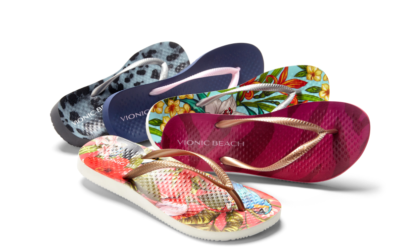 2x pairs of Vionic Noosa sandals