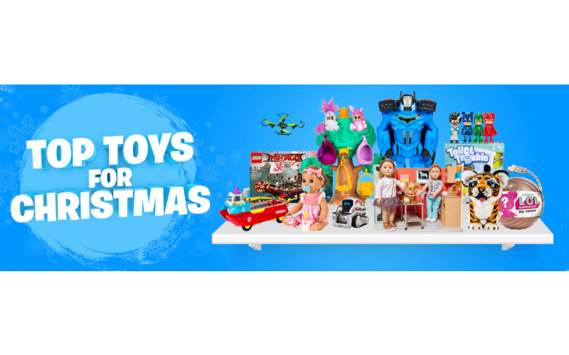 Win a Smyths Toys Superstores giftcard