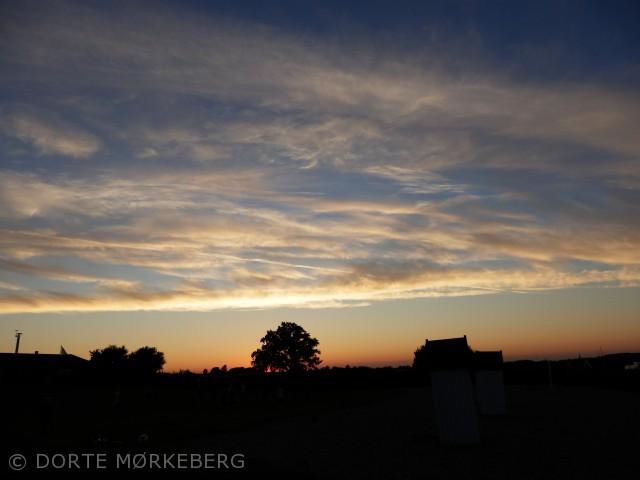 Lyset , skyerne og naturen , Man kan ikke få nok, Billedet er taget den 24 juli 2012