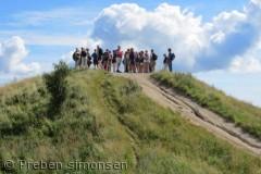 Dansk Vanderlaug på Trehøje på Mols den 11,08,2012