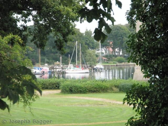 Havnekultur i Svendborg, set fra kirkegården