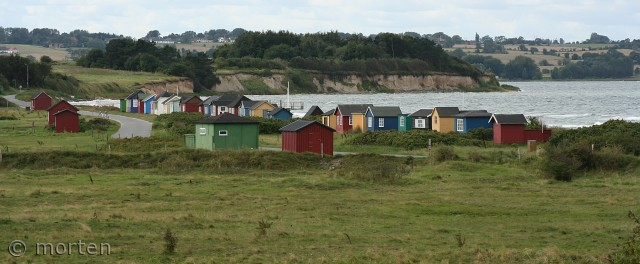 Vester strand, Ærøskøbing