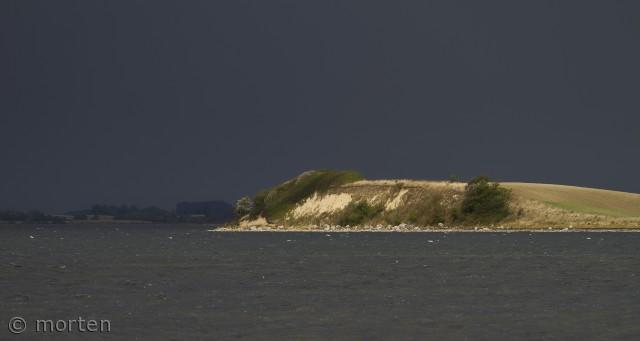 Ved Bolund, Roskilde fjord