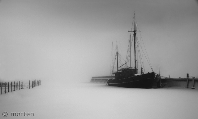 Sejlskibet Ole Rømer i Roskilde havn