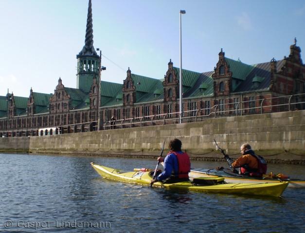 Har du nogensinde set København fra en Havhajak. Det et smukt syn.