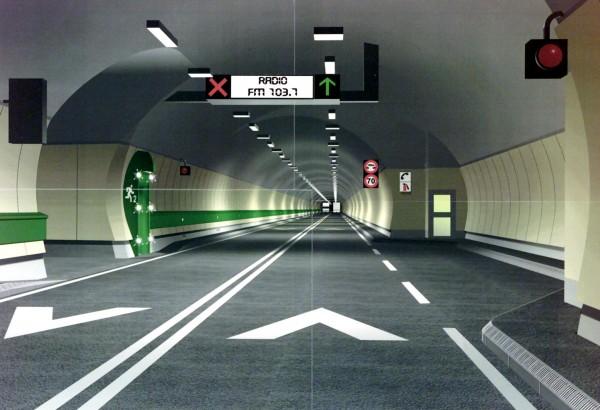 Tunnel frankrig england pris