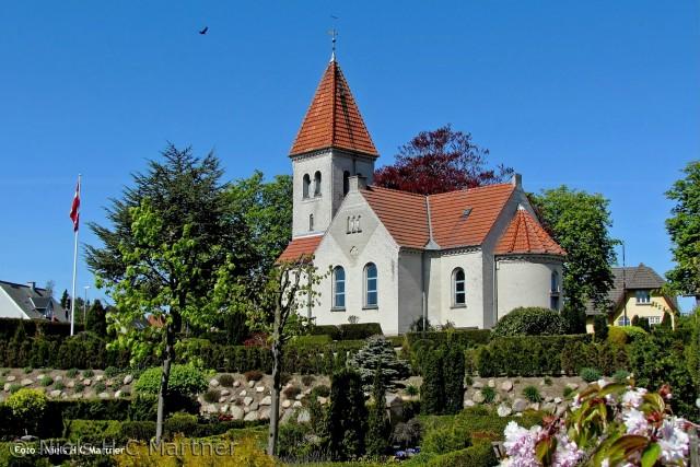 Strib Kirke blev 100 år i 2011