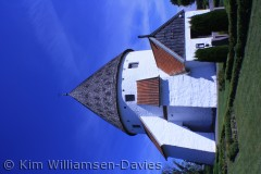 Ols Kirke på Bornholm.
