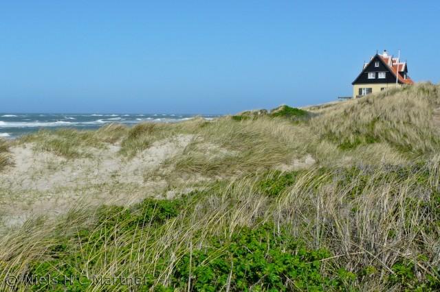 Stranden ved Gammel Skagen.