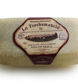 Pata de Mulo cheese