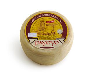 Aged Payoyo cheese