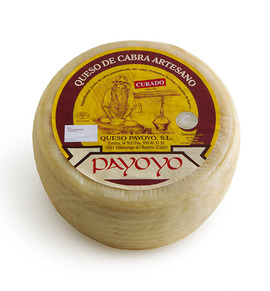 Aged Payoyo cheese