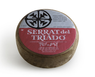 Serrat del Triadó cheese