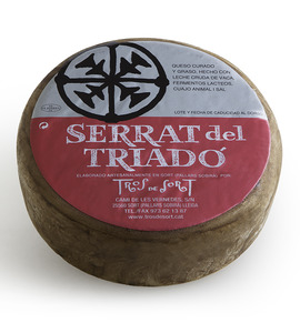 Serrat del Triadó cheese
