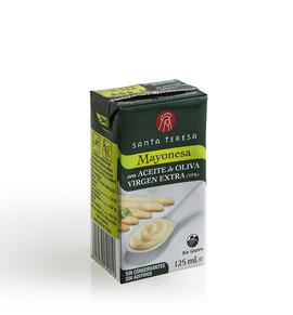 Salsa Mahonesa virgen extra