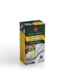 Salsa Mahonesa sabor suave