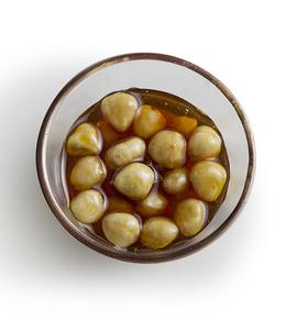 Miel de castaño con avellanas