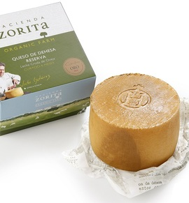 Hacienda Zorita Reserva ewe's raw milk cheese