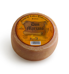 Don Mariano cheese