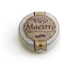 El Viejo Maestro goat cheese