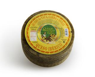 Ibérico cheese