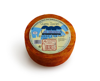 Paprika Ibores cheese