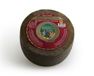 Aged artisan Manchego cheese