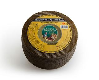 Long matured artisan Manchego cheese