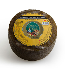Long matured artisan Manchego cheese