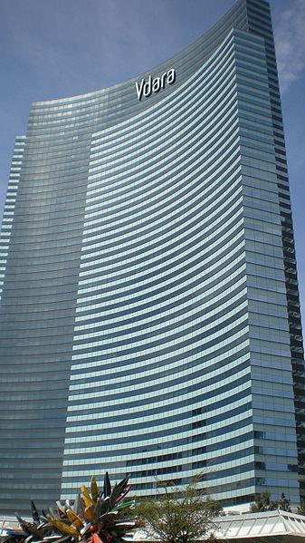 MGM Mirage Vdara hotel. Image Credit:Kris Ziel