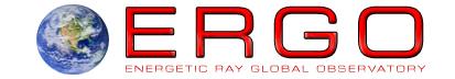 Energetic Ray Global Observatory