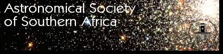 Astronomical Society of South Africa
