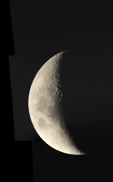 A mosaic of the Moon, by Allen Versfeld
