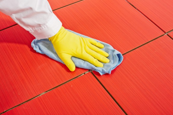 Best tool for cleaning tile floors
