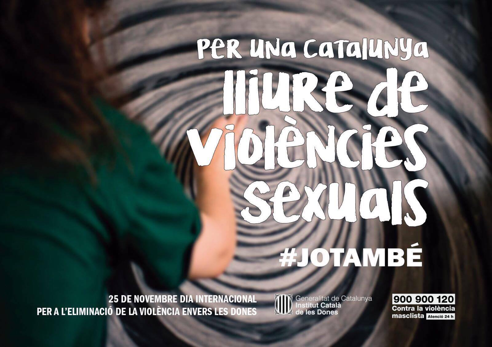 L'EFML se suma al manifest pel Dia Mundial per l'Eliminació de la Violència Envers les Dones