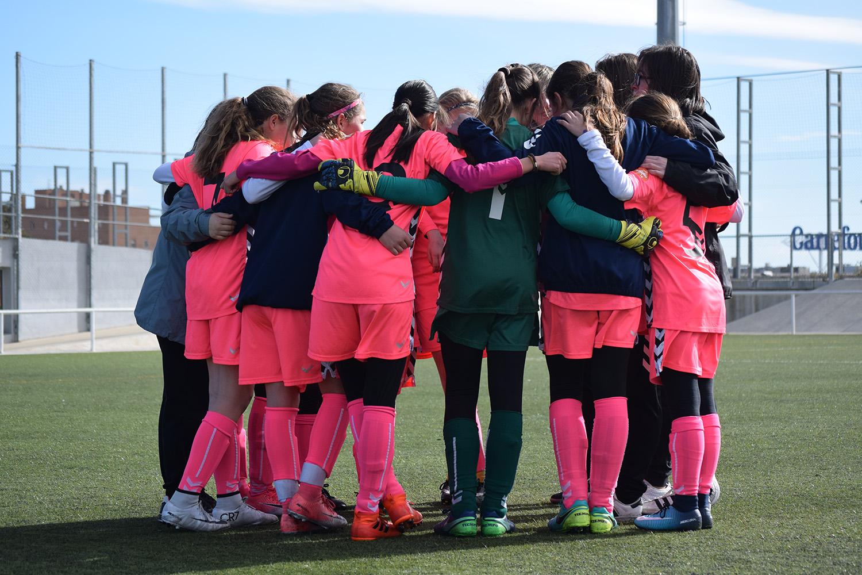 La Federació Catalana de Futbol preselecciona a diverses jugadores de l'Escola