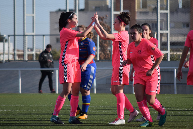 Fotogaleria Femení C 1-0 ENFAF Crèdit Andorrà