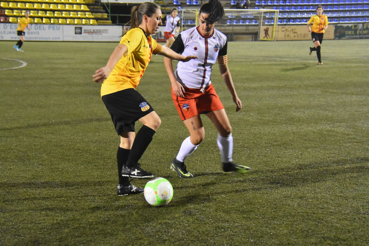Crònica del Femení A 0-3 Sant Cugat F.C.