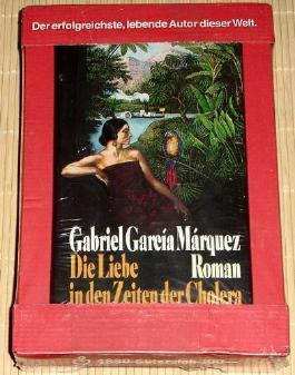 Die liebe in den zeiten der cholera roman aus d kolumbian span von