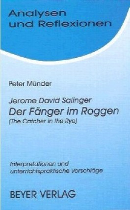 characterization of holden caulfield in j d salingers catcher in the rye As the main character in jd salinger's catcher in the rye, holden caulfield is in an emotional and psychological downward spiral throughout the book.