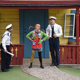Pippi, Kling och Klang på Astrid Lindgrens Värld